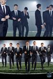 Le look chic by Hugo BOSS des Allemands pour l'EURO 2016