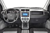 Photo Jeep Compass 2007 Jeep Compass http://www.voiturepourlui.com/images/Jeep/Compass/Interieur/Jeep_Compass_022.jpg