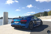 Audi R8 2015  photo 8 http://www.voiturepourlui.com/images/Audi/R8-2015/Exterieur/Audi_R8_2015_008_arriere.jpg