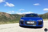 Audi R8 2015  photo 10 http://www.voiturepourlui.com/images/Audi/R8-2015/Exterieur/Audi_R8_2015_010_calandre.jpg