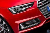 Audi S4 2016  photo 14 http://www.voiturepourlui.com/images/Audi/S4-2016/Exterieur/Audi_S4_2016_015_phares_jantes_rouge.jpg
