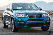 Bmw X4 M40i 2016  photo 10 http://www.voiturepourlui.com/images/Bmw/X4-M40i-2016/Exterieur/Bmw_X4_M40i_2016_010_bleu_avant_face.jpg