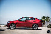 Bmw X6 2014  photo 15 http://www.voiturepourlui.com/images/Bmw/X6-2014/Exterieur/Bmw_X6_2014_017_profil_rouge.jpg