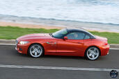 Bmw Z4 Roadster  photo 5 http://www.voiturepourlui.com/images/Bmw/Z4-Roadster/Exterieur/Bmw_Z4_Roadster_005_profil.jpg