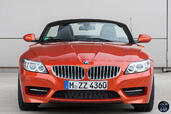 Bmw Z4 Roadster  photo 9 http://www.voiturepourlui.com/images/Bmw/Z4-Roadster/Exterieur/Bmw_Z4_Roadster_009_calandre.jpg