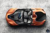 Bmw i Vision Future Interaction Concept 2016  photo 4 http://www.voiturepourlui.com/images/Bmw/i-Vision-Future-Interaction-Concept-2016/Exterieur/Bmw_i_Vision_Future_Interaction_Concept_2016_004_dessus_orange.jpg