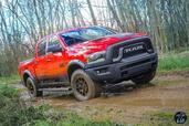 Dodge Ram Rebel Mopar 2016  photo 9 http://www.voiturepourlui.com/images/Dodge/Ram-Rebel-Mopar-2016/Exterieur/Dodge_Ram_Rebel_Mopar_2016_009_rouge_noir_avant.jpg