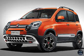 Fiat Panda Cross  photo 7 http://www.voiturepourlui.com/images/Fiat/Panda-Cross/Exterieur/Fiat_Panda_Cross_007_orange.jpg