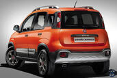 Fiat Panda Cross  photo 8 http://www.voiturepourlui.com/images/Fiat/Panda-Cross/Exterieur/Fiat_Panda_Cross_008_arriere.jpg
