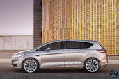 Ford S Max Vignale Concept  photo 6 http://www.voiturepourlui.com/images/Ford/S-Max-Vignale-Concept/Exterieur/Ford_S_Max_Vignale_Concept_006_gris.jpg
