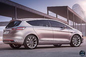 Ford S Max Vignale Concept  photo 9 http://www.voiturepourlui.com/images/Ford/S-Max-Vignale-Concept/Exterieur/Ford_S_Max_Vignale_Concept_009_arriere.jpg