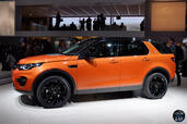 Land-Rover Discovery Sport Mondial Auto 2014  photo 2 http://www.voiturepourlui.com/images/Land-Rover/Discovery-Sport-Mondial-Auto-2014/Exterieur/Land_Rover_Discovery_Sport_Mondial_Auto_2014_002.jpg