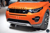 Land-Rover Discovery Sport Mondial Auto 2014  photo 4 http://www.voiturepourlui.com/images/Land-Rover/Discovery-Sport-Mondial-Auto-2014/Exterieur/Land_Rover_Discovery_Sport_Mondial_Auto_2014_004_calandre.jpg