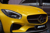 Mercedes AMG GT Mondial Auto 2014  photo 11 http://www.voiturepourlui.com/images/Mercedes/AMG-GT-Mondial-Auto-2014/Exterieur/Mercedes_AMG_GT_Mondial_Auto_2014_011_calandre.jpg