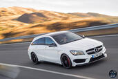 Mercedes CLA45 AMG Shooting Brake  photo 2 http://www.voiturepourlui.com/images/Mercedes/CLA45-AMG-Shooting-Brake/Exterieur/Mercedes_CLA45_AMG_Shooting_Brake_002.jpg