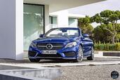 Mercedes Classe C Cabriolet 2017  photo 4 http://www.voiturepourlui.com/images/Mercedes/Classe-C-Cabriolet-2017/Exterieur/Mercedes_Classe_C_Cabriolet_2017_004_bleu_avant_face_decapotable.jpg