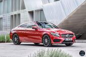 Mercedes Classe C Coupe 2017  photo 30 http://www.voiturepourlui.com/images/Mercedes/Classe-C-Coupe-2017/Exterieur/Mercedes_Classe_C_Coupe_2017_031_rouge_cote_avant.jpg