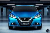 Nissan Lannia Concept  photo 14 http://www.voiturepourlui.com/images/Nissan/Lannia-Concept/Exterieur/Nissan_Lannia_Concept_015_calandre_avant.jpg