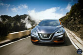 Nissan Sway Concept  photo 16 http://www.voiturepourlui.com/images/Nissan/Sway-Concept/Exterieur/Nissan_Sway_Concept_017_calandre.jpg