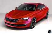 Skoda Vision C Concept  photo 1 http://www.voiturepourlui.com/images/Skoda/Vision-C-Concept/Exterieur/Skoda_Vision_C_Concept_001.jpg