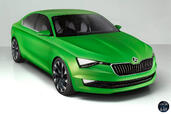 Skoda Vision C Concept  photo 2 http://www.voiturepourlui.com/images/Skoda/Vision-C-Concept/Exterieur/Skoda_Vision_C_Concept_002.jpg