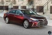 Toyota Avalon 2016  photo 6 http://www.voiturepourlui.com/images/Toyota/Avalon-2016/Exterieur/Toyota_Avalon_2016_006_avant_rouge_bordeaux.jpg