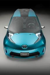 Toyota Prius C Concept  photo 7 http://www.voiturepourlui.com/images/Toyota/Prius-C-Concept/Exterieur/Toyota_Prius_C_Concept_010.jpg