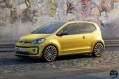 Volkswagen Up 2017  photo 11 http://www.voiturepourlui.com/images/Volkswagen/Up-2017/Exterieur/Volkswagen_Up_2017_011_jaune_or_cote.jpg
